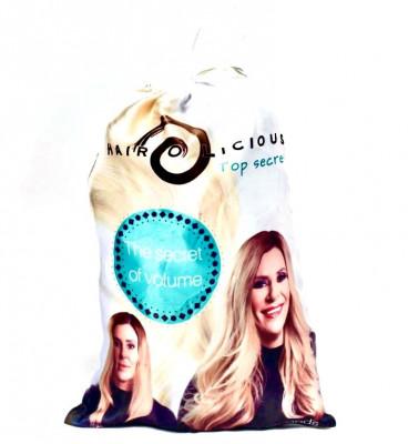 HairOlicious travel bag