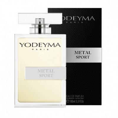Yodeyma Metal Sport - 100 ml