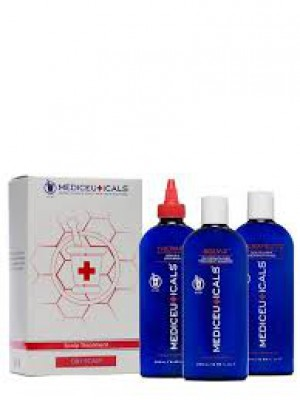 Mediceuticals Scalp Treatment kit (X-Folate)