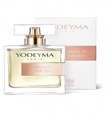 Yodeyma Nicolas for Her - 100 ml